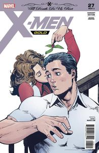 [X-Men: Gold #27 (2nd Printing - Marquez Variant) (Product Image)]