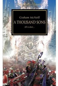 [Warhammer 40k: Horus Heresy: Book 12: A Thousand Sons (Product Image)]