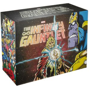 [Infinity Gauntlet: Boxed Slipcase Set (Hardcover) (Product Image)]