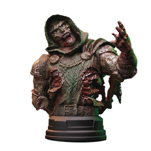 [Marvel Zombies: Bust: Zombie Dr Doom (NYCC 2021) (Product Image)]
