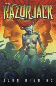 [Razorjack (Hardcover - Titan Edition) (Product Image)]