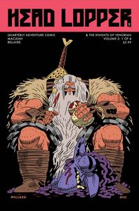 [Head Lopper #9 (Cover A Maclean) (Product Image)]