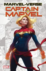 [Marvel-Verse: Captain Marvel (Product Image)]