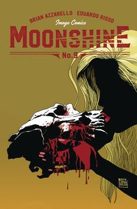 [The cover for Moonshine #9 (Cover A Risso)]