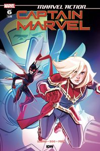 [Marvel Action: Captain Marvel #6 (Cover A Boo) (Product Image)]