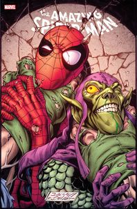 [Amazing Spider-Man #49 (Bagley Variant) (Product Image)]