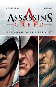 [Assassin's Creed: Ankh Of Isis Trilogy (Titan Edition - Hardcover) (Product Image)]