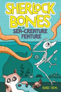 [Sherlock Bones & The Sea-Creature Feature (Product Image)]