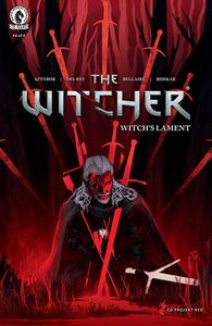 [The Witcher: Witch's Lament #4 (Cover B Finnstark) (Product Image)]
