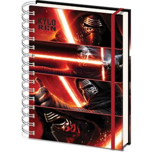 [Star Wars: The Force Awakens: Notebook: Split (Product Image)]