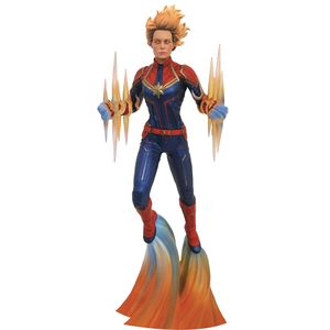 [Marvel: Gallery PVC Statue: Captain Marvel (Movie Binary Power) (Product Image)]