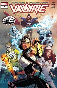 [Valkyrie: Jane Foster #7 (Product Image)]