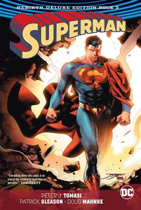 [Superman: Rebirth: Deluxe Collection: Book 3 (Hardcover) (Product Image)]