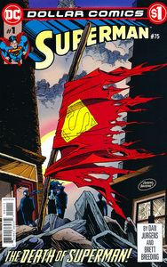 [Dollar Comics: Superman #75 (Product Image)]