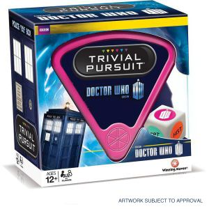 [Doctor Who: Trivial Pursuit (Product Image)]