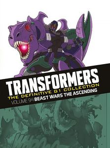 [Transformers Definitive G1 Collection: Volume 96: Beast Wars Ascending (Product Image)]