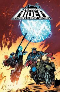 [Cosmic Ghost Rider: Destroys Marvel History #4 (Daniel) (Product Image)]