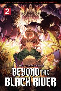 [The Cimmerian: Beyond The Black River #2 (Cover C Usanekorin) (Product Image)]