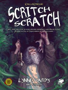 [Call Of Cthulhu: Scritch Scratch (7th Edition) (Product Image)]