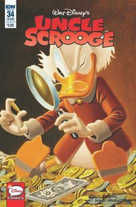 [Uncle Scrooge #34 (Cover B Barks) (Product Image)]
