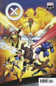 [X-Men #1 (Houston X-Men 90s Variant) (Product Image)]