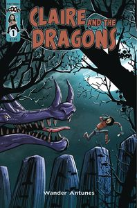 [Claire & The Dragons #1 (Product Image)]