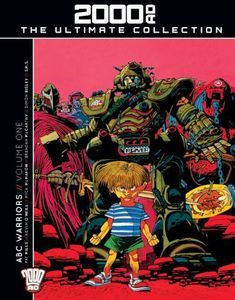 [2000AD: Ultimate Collection: Issue 13: ABC Warriors: Volume 1 (Product Image)]