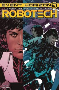 [Robotech #23 (Cover A Spokes) (Product Image)]
