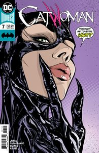[Catwoman #7 (Product Image)]