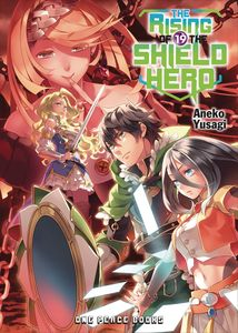 [The Rising Of The Shield Hero: Volume 19 (Light Novel) (Product Image)]