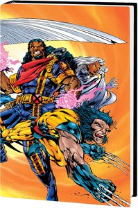 [X-Men: Age Of Apocalypse: Omnibus: Companion (Hitch Dm Variant New Printing Hardcover) (Product Image)]