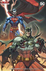 [Batman/Superman #3 (Variant Edition) (Product Image)]