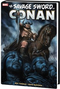 [Savage Sword Of Conan: The Original Marvel Years: Omnibus: Volume 4 (Hardcover) (Product Image)]