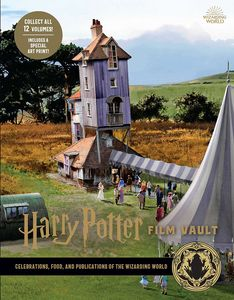 [Harry Potter: The Film Vault: Volume 12: Celebrations, Food & Publications (Hardcover) (Product Image)]
