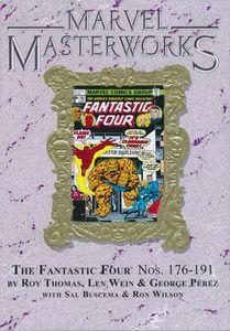 [Marvel Masterworks: Fantastic Four: Volume 17 (Hardcover - DM Edition 220) (Product Image)]