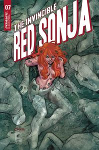 [Invincible Red Sonja #7 (Cover A Conner) (Product Image)]