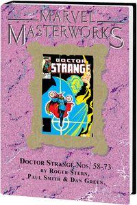 [Marvel Masterworks: Doctor Strange: Volume 10 (DM Variant Edition 319 Hardcover) (Product Image)]