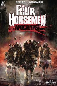 [Four Horseman Of The Apocalypse (Hardcover) (Product Image)]