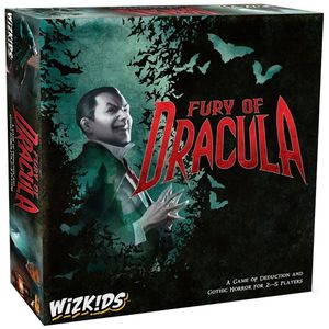 [Fury Of Dracula: Board Game (4th Edition) (Product Image)]