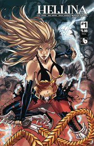 [Hellina: Ravening #1 (Enforcer) (Product Image)]