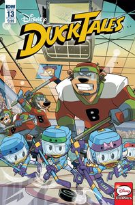 [DuckTales #13 (Cover B Ghiglione) (Product Image)]
