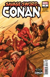 [Savage Sword Of Conan #3 (Product Image)]