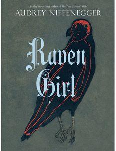 [Raven Girl (Hardcover) (Product Image)]