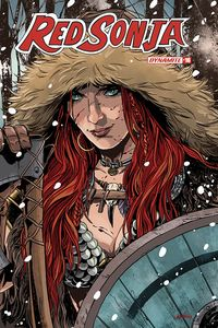 [Red Sonja #16 (Cover D Laming) (Product Image)]
