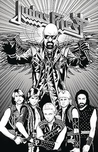 [Rock & Roll Biographies: Judas Priest (Cover A) (Product Image)]