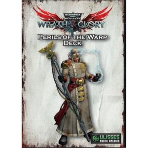 [Warhammer: Wrath & Glory: Perils Of The Warp Card Deck (Product Image)]