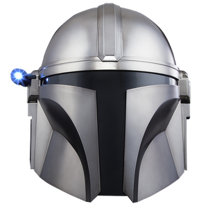 [Star Wars: The Mandalorian: Black Series Premium Electronic Helmet: The Mandalorian (Product Image)]