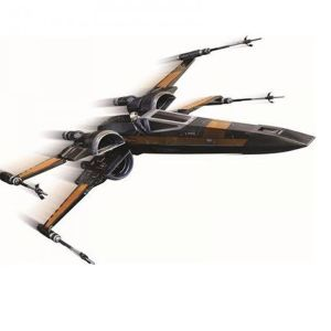 [Star War: The Force Awakens: Hot Wheels Elite Vehicles: Poe's X-Wing (Product Image)]