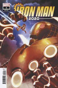 [Iron Man: 2020 #5 (Suayan Variant) (Product Image)]