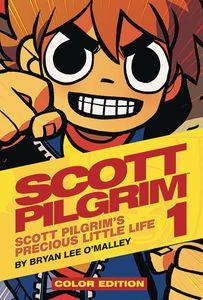 [Scott Pilgrim: Colour Edition: Volume 1: Scott Pilgrim's Precious Little Life (Hardcover) (Product Image)]